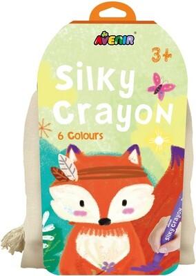 Silky Crayons Fox 6 Colors