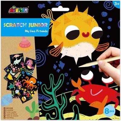Scratch Junior - Sea Friends