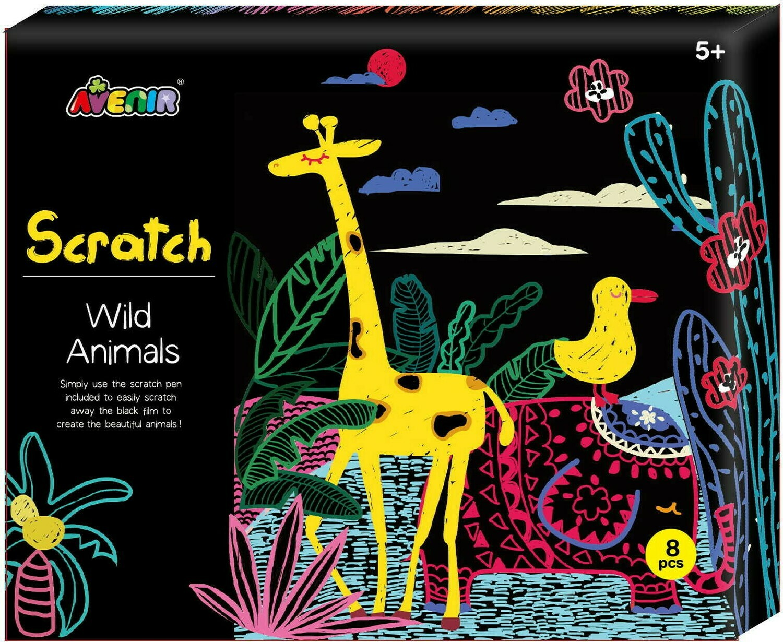 Sratch - Wild Animals