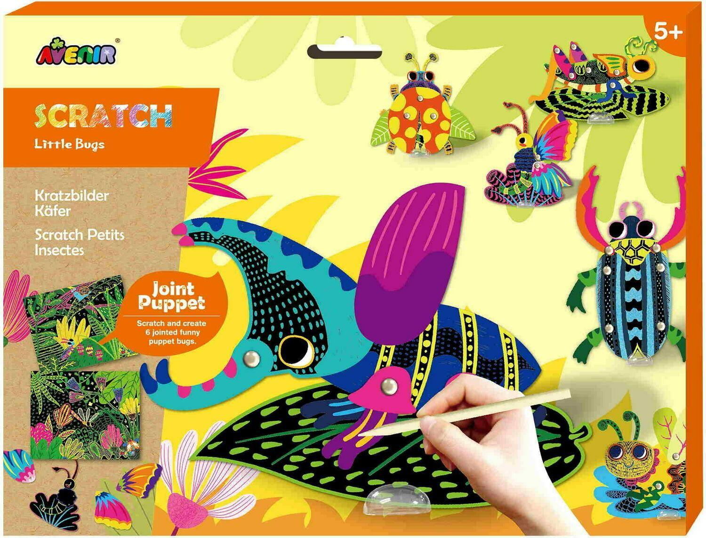 Scratch Book - Bugs