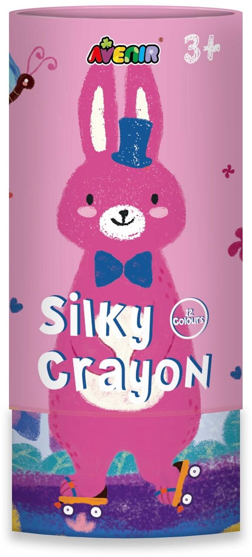 Silky Crayons - Bunny