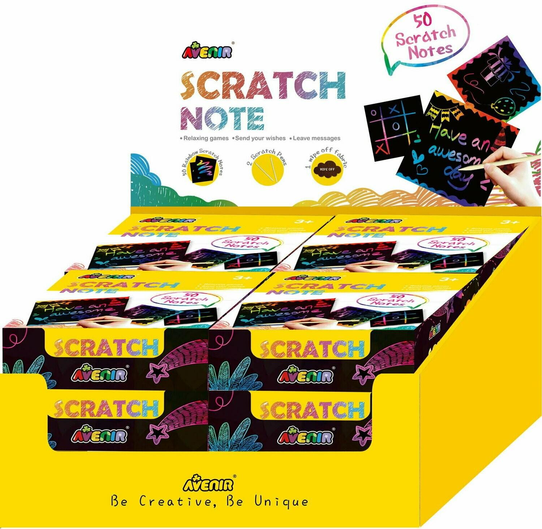 Scratch Notes - Display Set