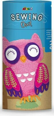 Sewing Doll Owl