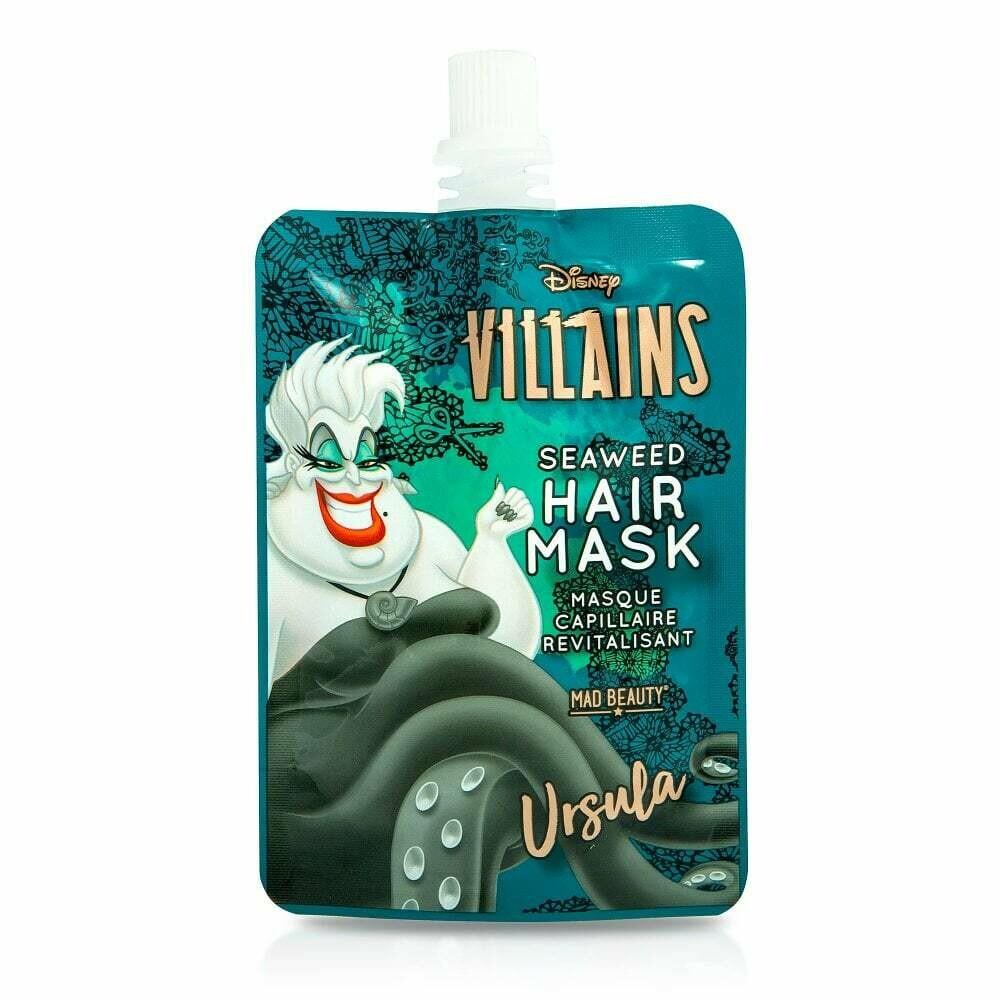 Disney Villains  Ursula Hair Mask