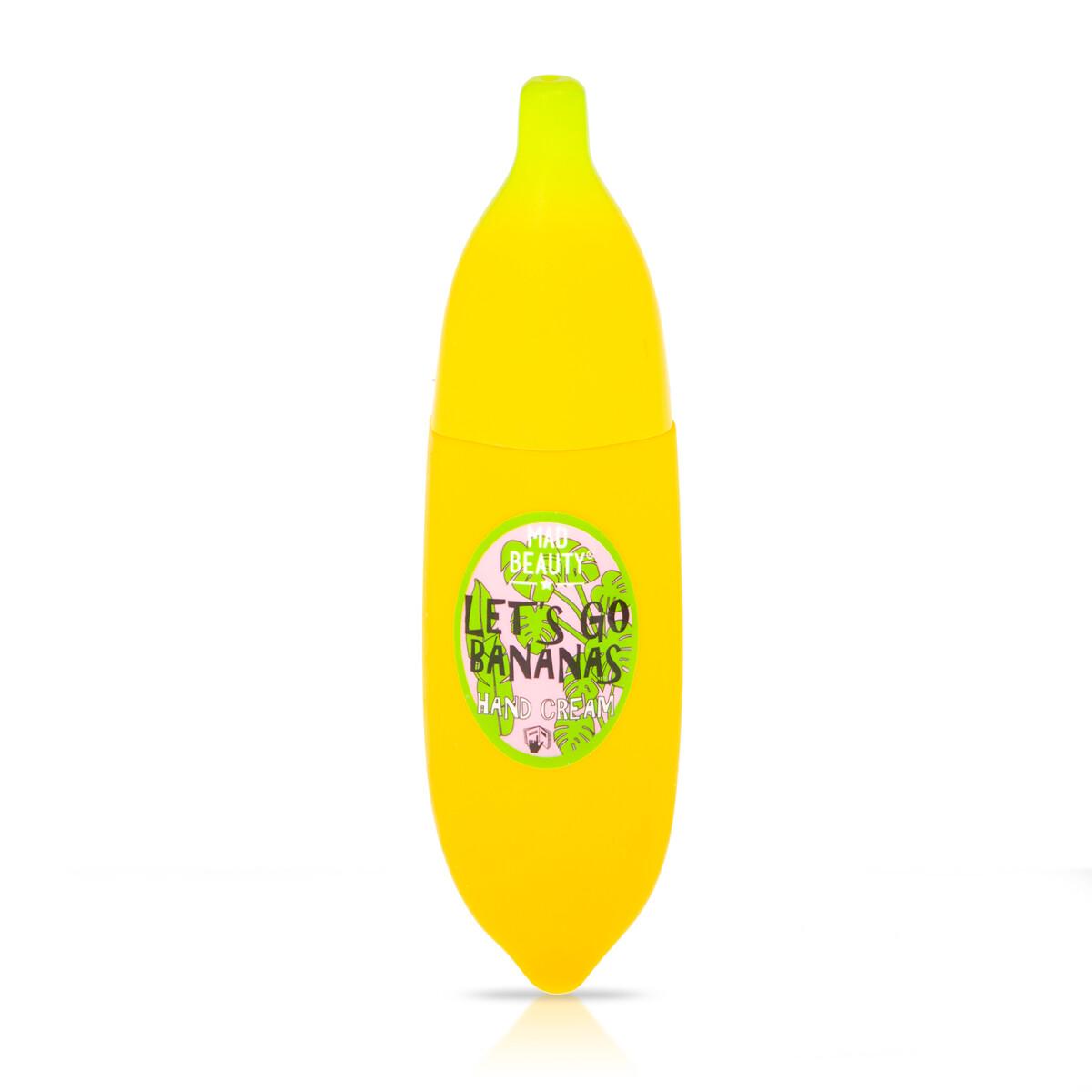 Heavy Glitter Banana Hand Cream 80ml