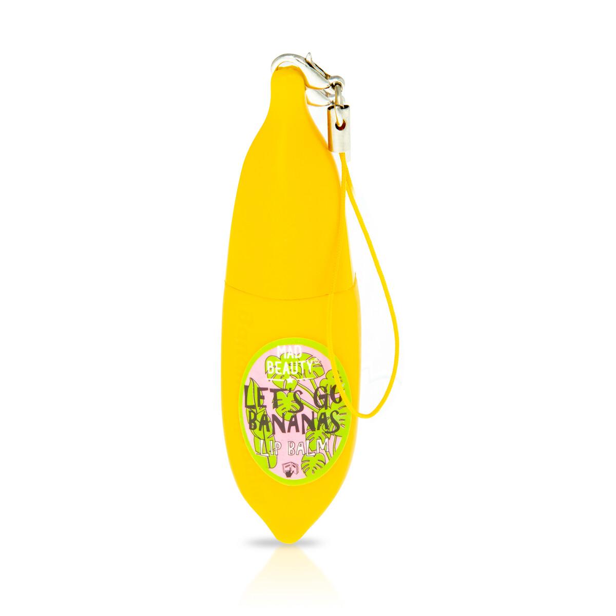 Banana Lip Balm