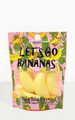 Banana 6pk Bath Fizzers