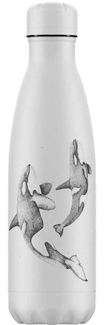 Chillys Sea Life 500ml - Orca
