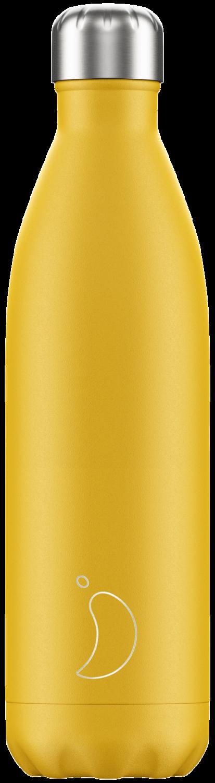 Chillys Burnt Yellow 750ml