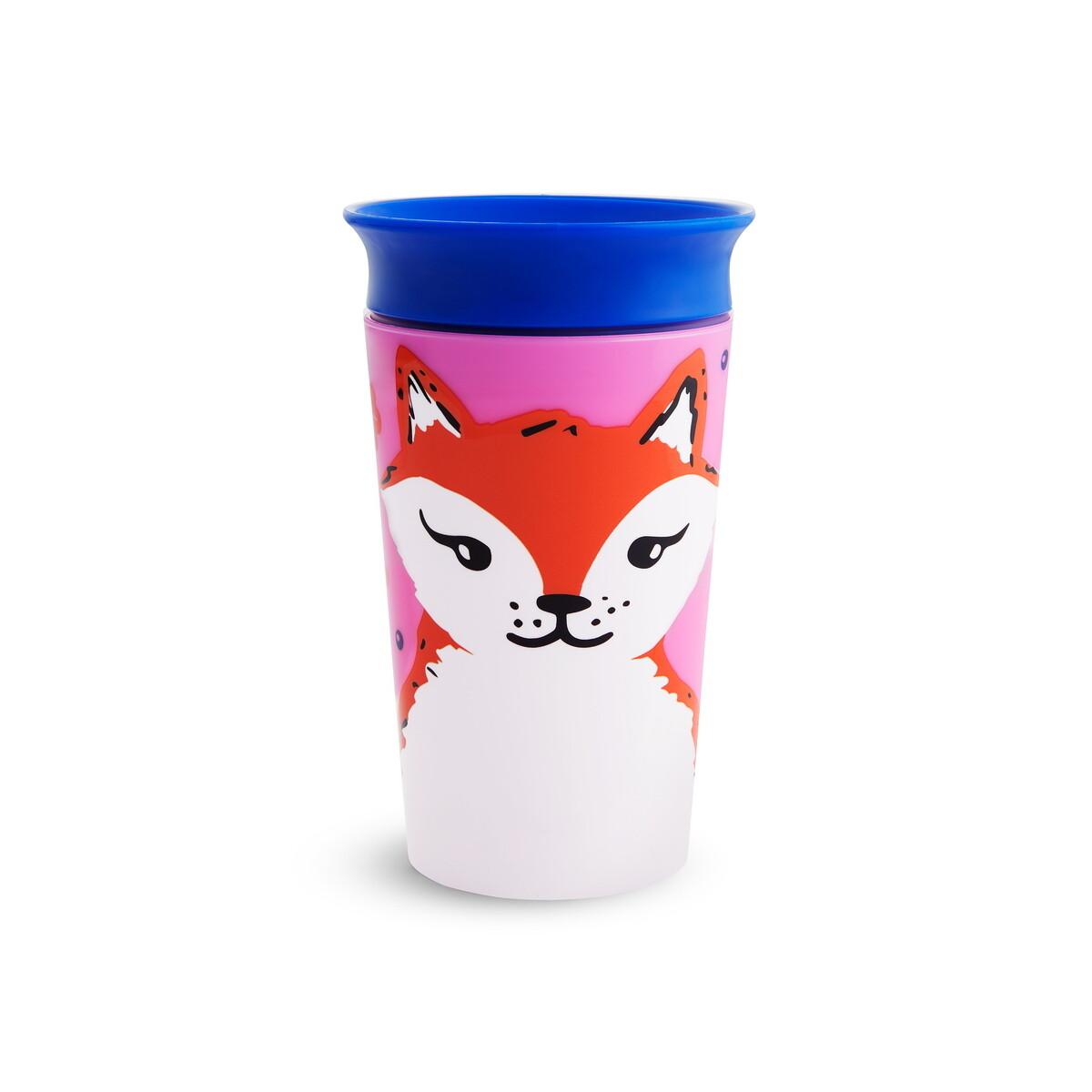 Miracle Sippy Cup 266ML Fox-Orca-Polar Bear