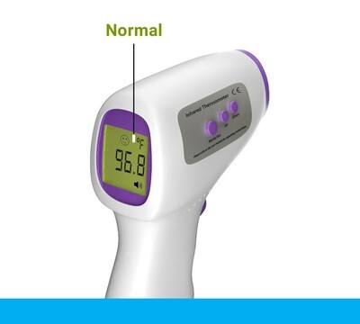 Non Contact Infrared Thermometer AD801