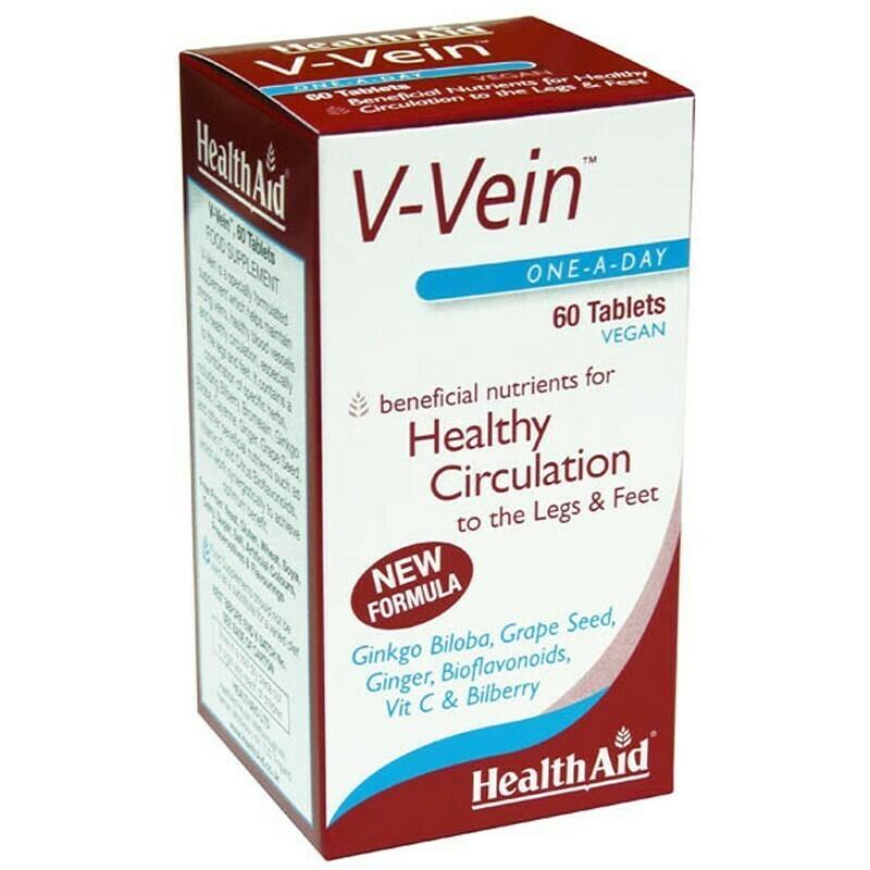Health Aid, V-Vein