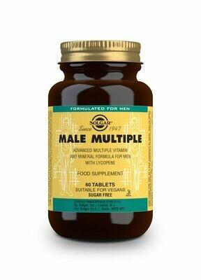 Solgar Male Multiple 60 tabs