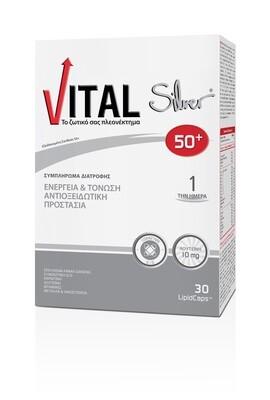 Vital Plus Silver  30Cap