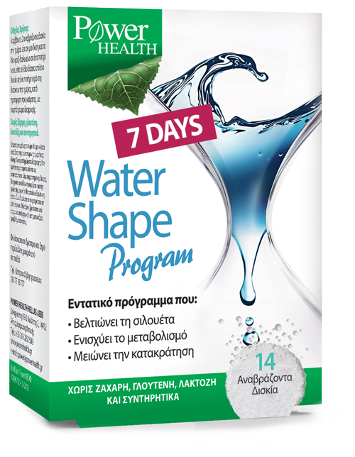 Power Health 7 Days Water Shape