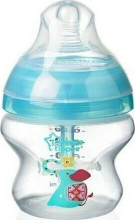 Closer To Nature Anti Colic pp Bottle 150ml Σχέδιο