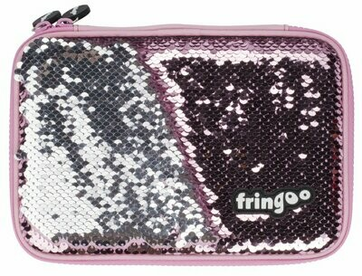 Sequin Hard Top Pencil Case