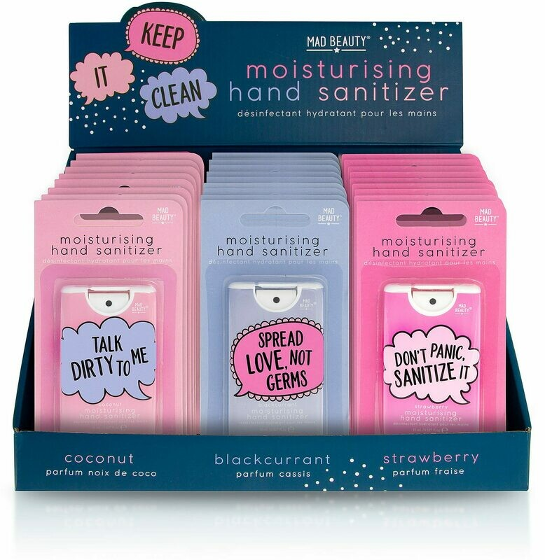 Keep It Clean Hand Sanitizer 15ml