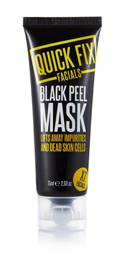 Black Peel Mask