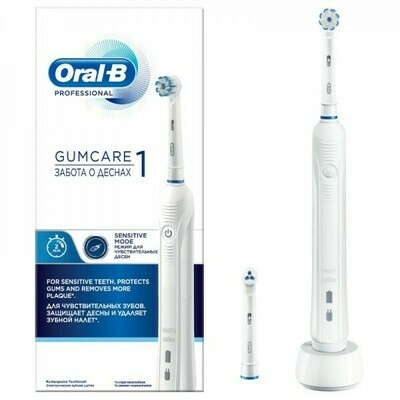 Oral- B Professional Gum Care 1 Hλεκτρική Οδοντόβουρτσα
