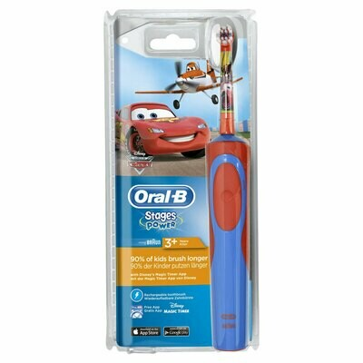 Oral-B Vitality Kids Stages Power Cars