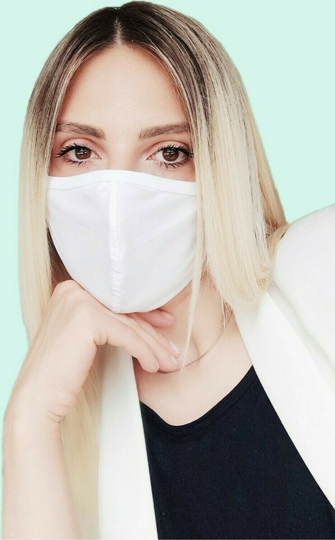 MED mask - Προστατευτική υφασμάτινη μάσκα Medium-Large