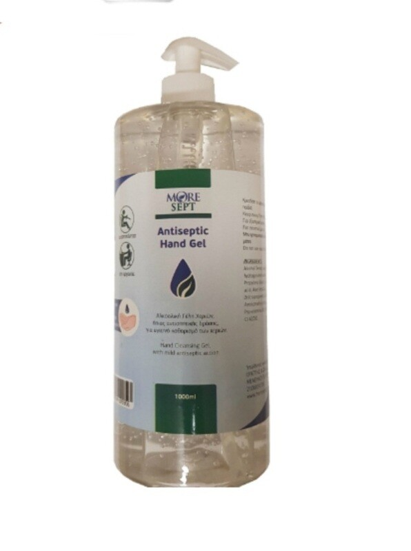 Moresept Antiseptic Hand Gel 1000ML