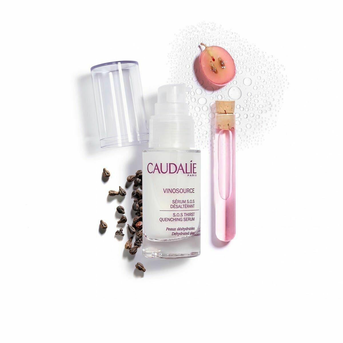 Caudalie Vinosource S.O.S Thirst-Quenching Serum 30ml