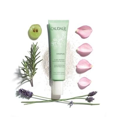 Caudalie Vinopure Skin Prefecting Mattifying Fluid 40ml
