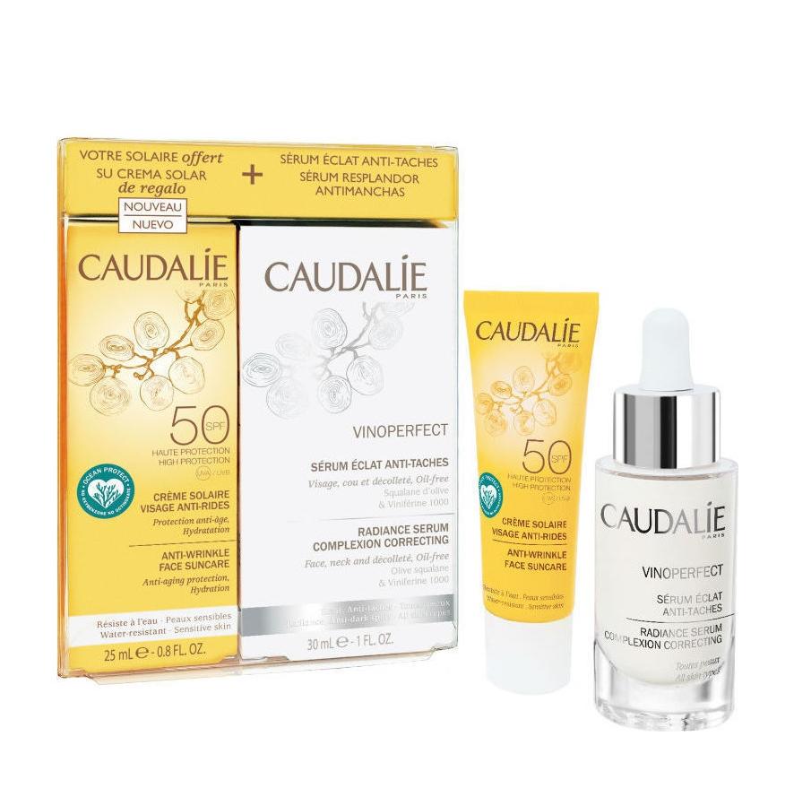 Caudalie Set Serum 30ml + Δώρο Anti-Wrinkle 25ml