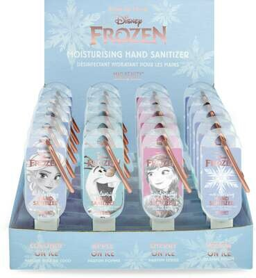 Frozen Clip & Clean Sanitιzer 30ml