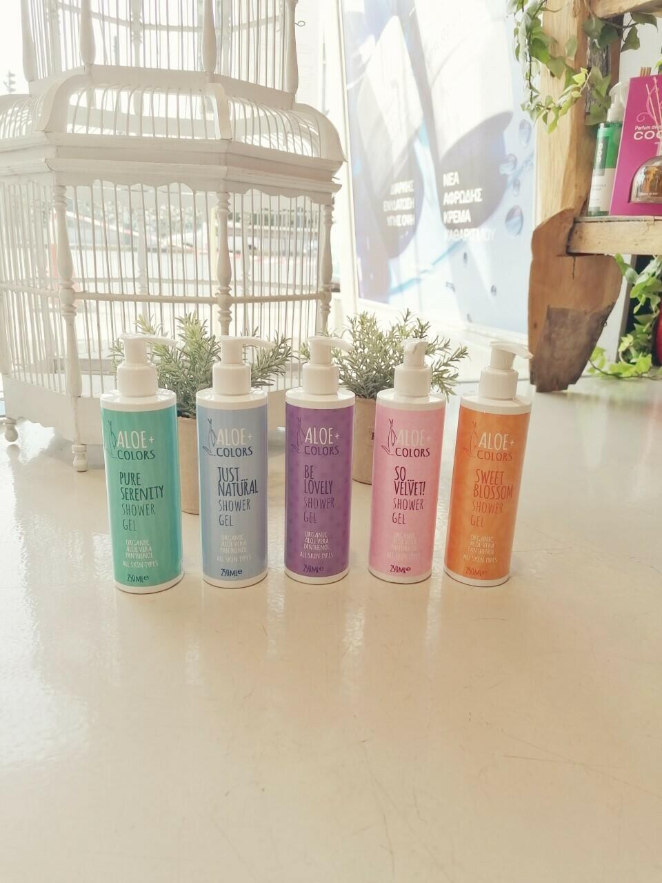 Aloe+Colors Shower Gel 250ml