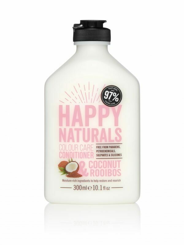 Happy Naturals Colour Care Conditioner Coconut & Rooibos 300ml