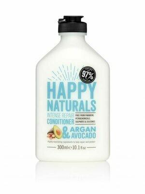 Happy Naturals Intense Repair Conditioner Argan & Avocado 300ml