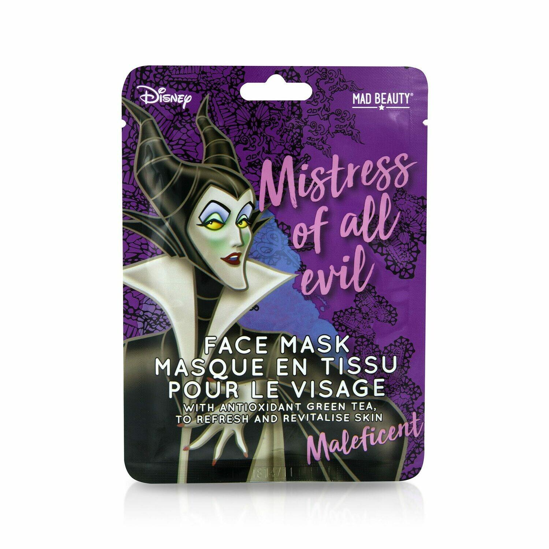 Disney Villains Face Mask Maleficent
