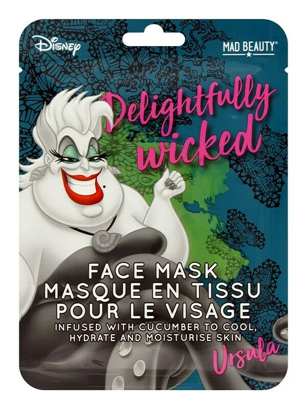 Disney Villans Face Mask Ursula