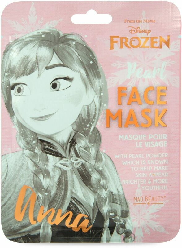 Disney Frozen Face Mask Anna