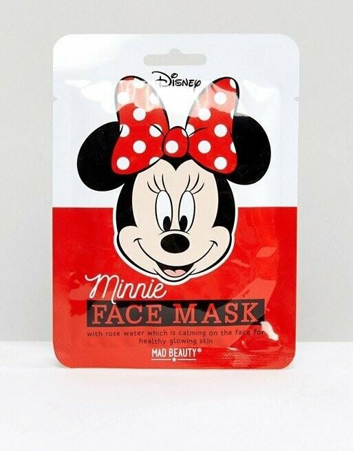 Disney Minnie Face Mask
