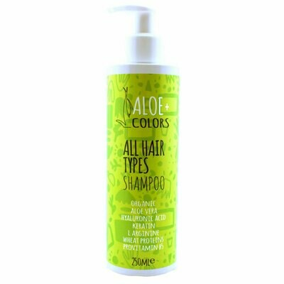 Aloe+Colors Shampoo all hair types 250ml