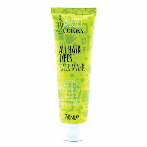 Aloe+Colors Hair Mask All Hair Types 250ml