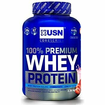 Usn Premium Whey Protein Strawberry Cream 2.28kg