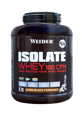 Weider Isolate Whey 100 CFM