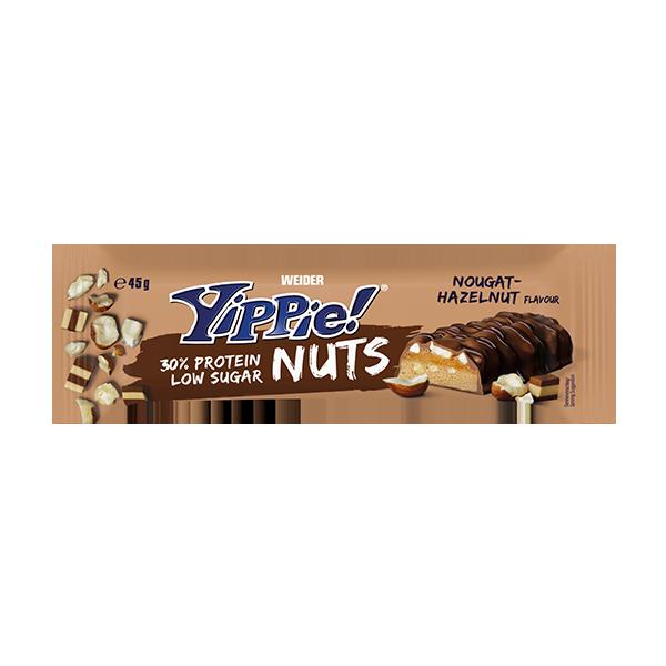 Weider Yippie Nuts