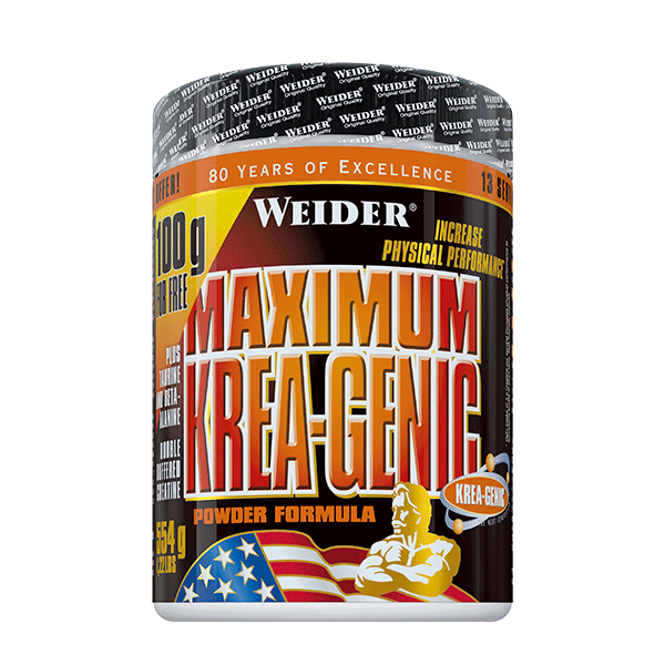WEIDER MAXIMUM KREAGENIC POWDER
