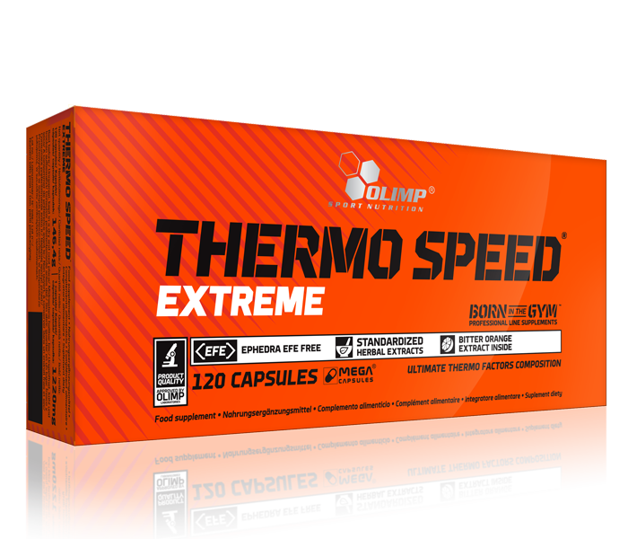 OLIMP THERMO SPEED XTREME MEGA CAPS