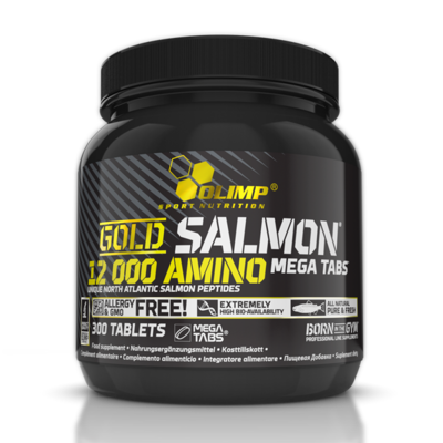 OLIMP GOLD SALMON 12000 MEGA 300 TABS
