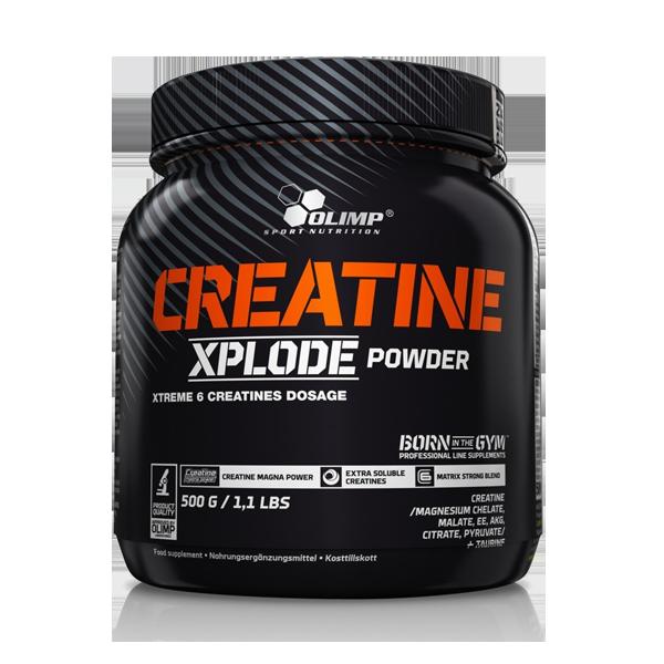 OLIMP CREATINE XPLODE POWDER 500gr