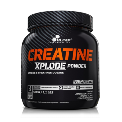 OLIMP CREATINE XPLODE POWDER 500gr