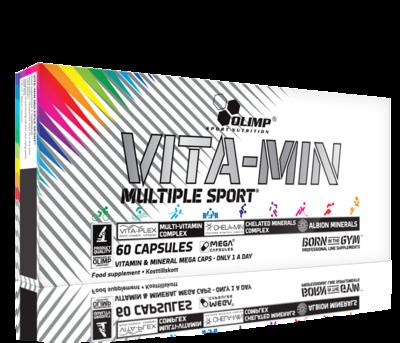 OLIMP VITAMIN MULTIPLE SPORT 60caps