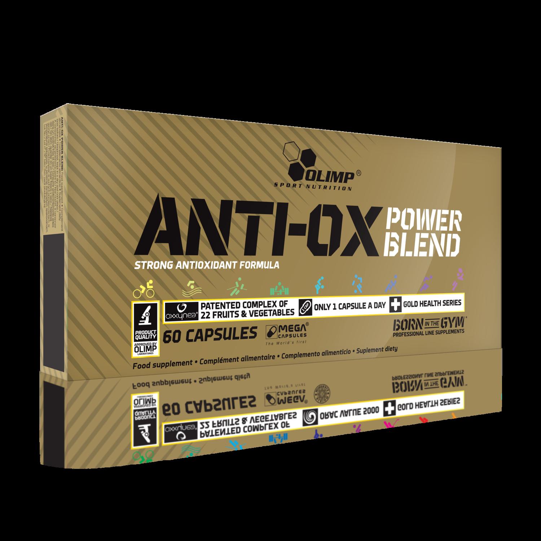OLIMP ANTI OX POWER BLEND 60caps